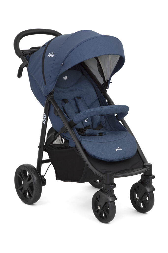 Coche Travel system Litetrax 4 Infanti Joie